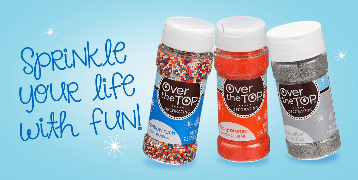 sprinkle your life with fun