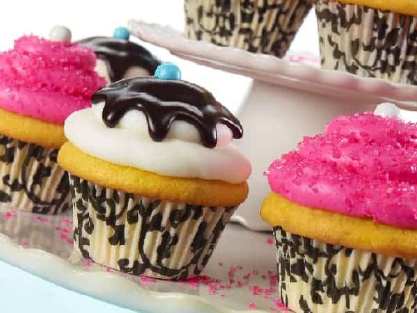 Sundae Fun Day Cupcakes