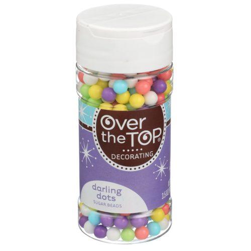 Darling Dots Sugar Beads